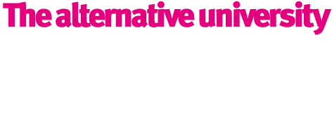 The Alternative University | 22nd February - 8th March at the Crescent Arts Centre. Open to all.